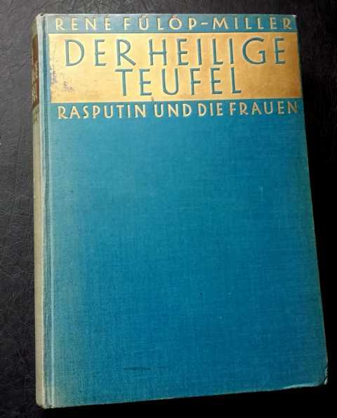 Der Heilige Teufel: Fülöp - Miller