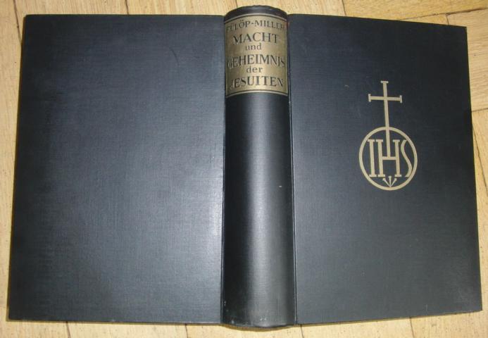 Macht und Geheimnis der Jesuiten: Fülöp - Miller