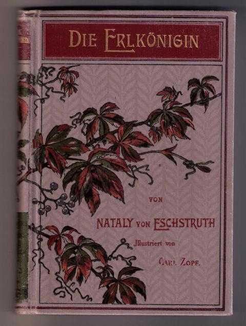 Die Erlkönigin: Eschstruth , Nathaly