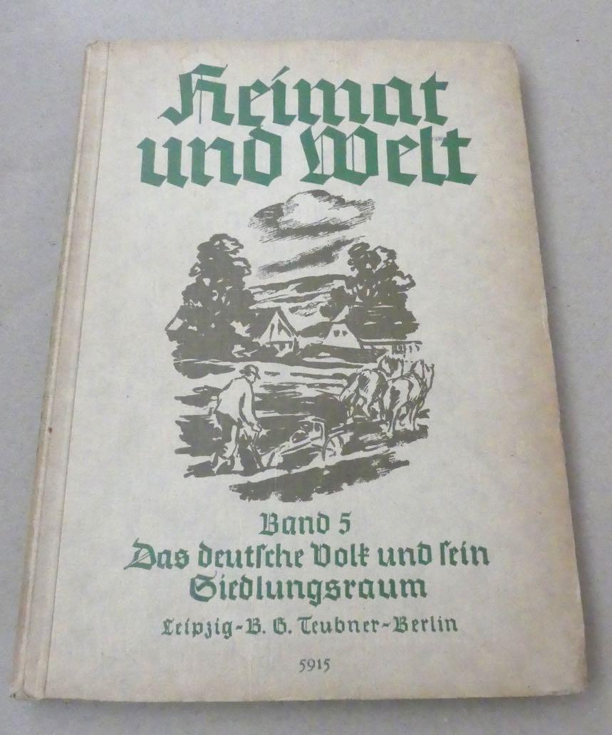 Heimat und Welt - Band 5 -: Robert Fox und