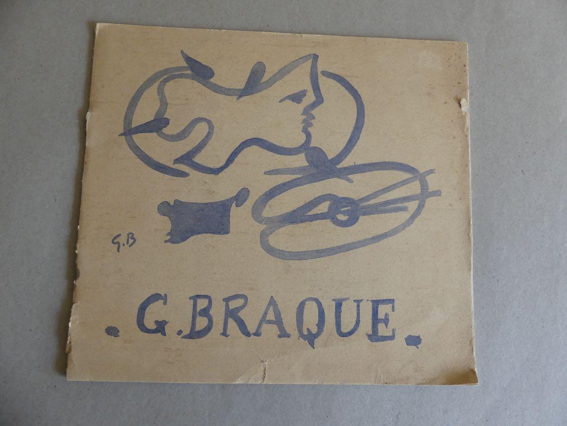 Das graphische Werk. Sammlung Buchheim-Milton.: Braque, Georges