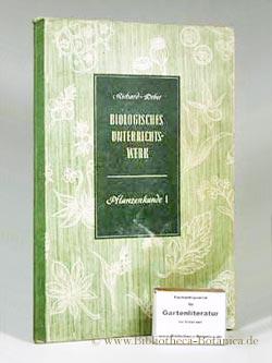 Pflanzenkunde. Unterstufe 1. Band.: Spanner, Ludwig: