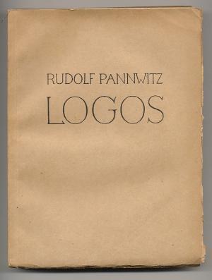 Mythen X: Logos: Pannwitz, Rudolf