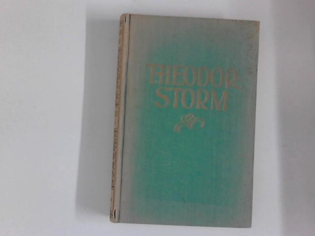 Gesammelte Werke : Neunter und zehnter Band.: Storm, Theodor: