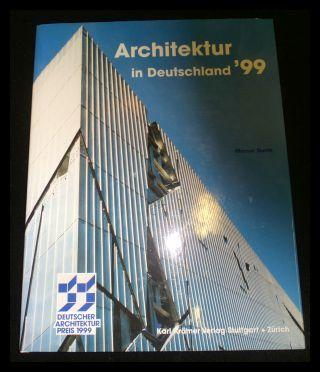 Architektur in Deutschland: Deutscher Architekturpreis 1999: Werner Durth: