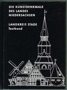 Die Kunstdenkmale des Landkreises Stade: Textband +: Clasen, Carl-Wilhelm, Dieter