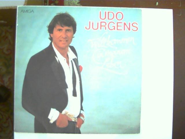 Willkommen in meinem Leben;: Jürgens, Udo: