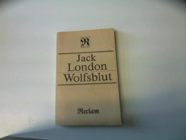 Wolfsblut, - London, Jack