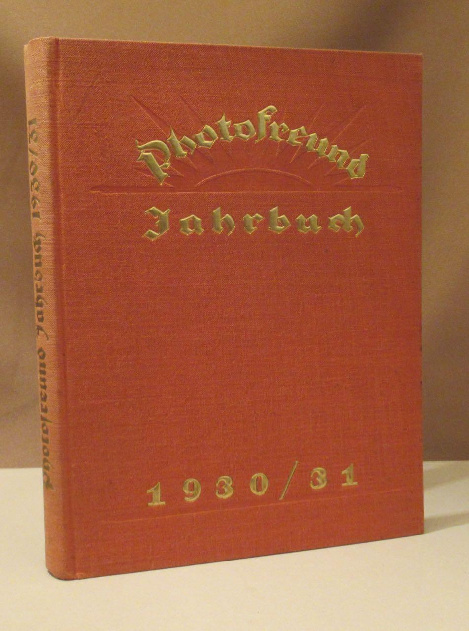1930/1931. Hrsg. von Fr. Willy Frerk. Mit: Photofreund Jahrbuch.