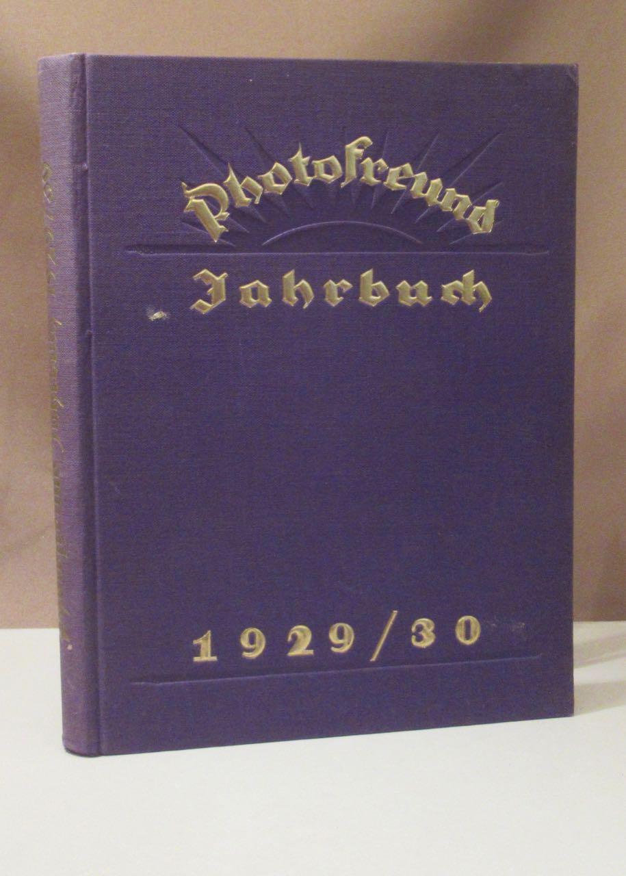 1929/1930. Hrsg. von Fr. Willy Frerk. Mit: Photofreund Jahrbuch.