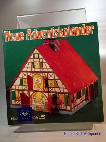 Neue Adventskalender.: Seeger-Gorrissen, Annelise und