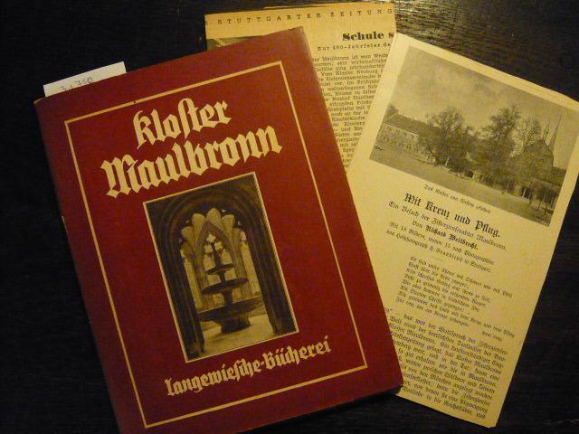 Kloster Heilbronn.: Clasen, Karl Heinz