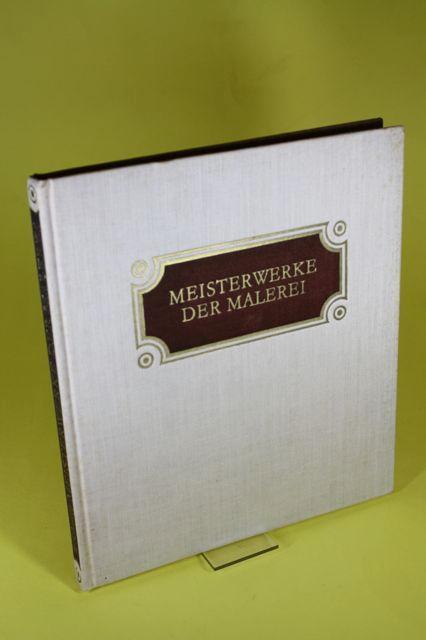 Meisterwerke der Malerei - Schätze aus kleinen: Scheidig, Walther