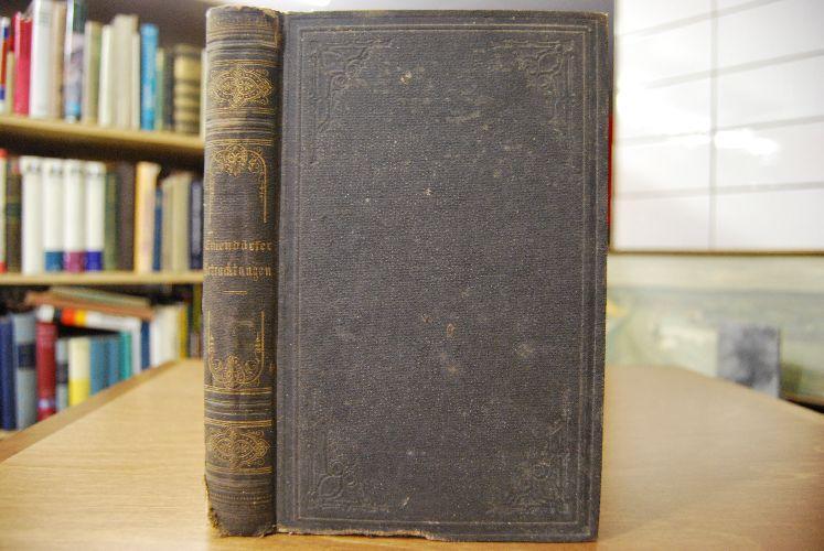 Betrachtungen auf alle Tage des Jahres zum: Emendörfer, Johann Friedrich: