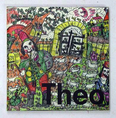 Theo - Eine Retrospektive.: Theo - Franz