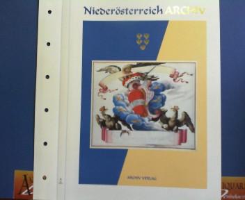 Niederösterreich Archiv - Faksimilesammlung der Geschichte, Musik,: Krug, Wolfgang, Brigitte