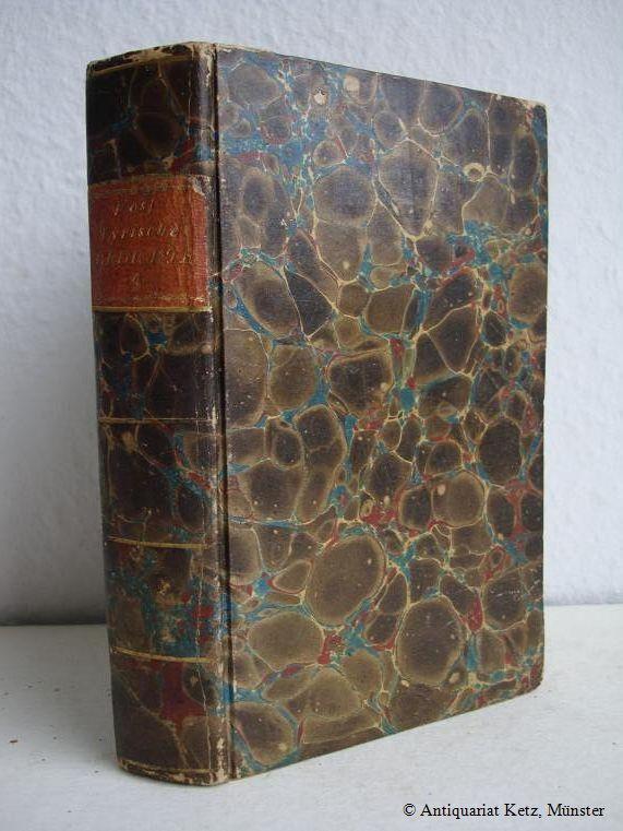 Lyrische Gedichte. Bd 1 (v. 5): Oden: Voss, Johann Heinrich: