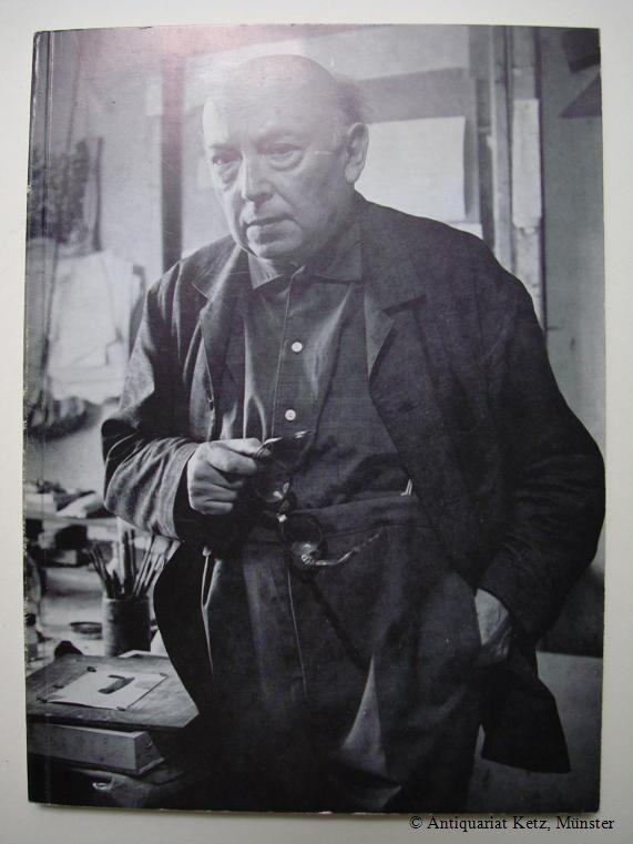 Julius Bissier. Werke 1937 - 1965. Katalog: Hering, Karl-Heinz.: