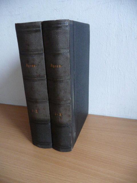 Byrons Werke - Übersetzt von Schäffer, Strodtmann,: Byron