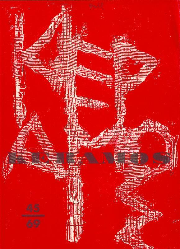 Zeitschrift der Gesellschaft der Keramikfreunde e.V. Düsseldorf.: KERAMOS -