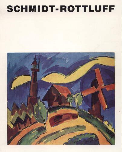 Schmidt-Rottluff. Gemälde. Landschaften aus 7 jahrzehnten. 14.Juni: Wietek, Gerhard -