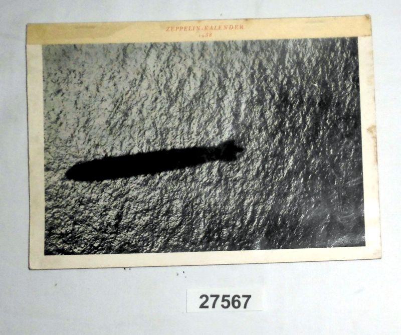 Zeppelin - Kalender 1938: heraugegeben von der