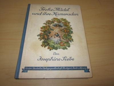 Frohe Mädel und ihre Kameraden: Siebe, Josephine