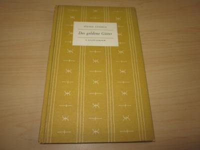 Das goldene Gitter. Erzählung: Andres, Stefan