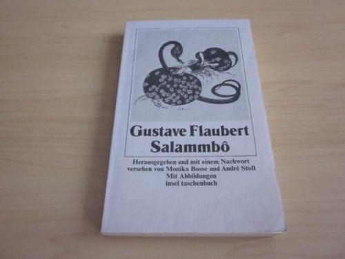 Salammbo: Flaubert, Gustave