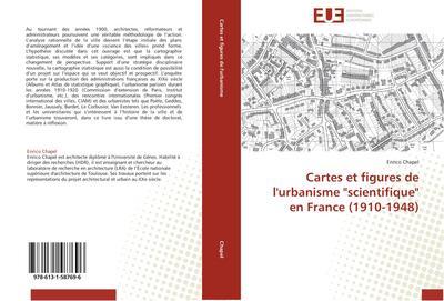 Cartes et figures de l'urbanisme