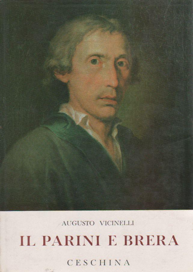 Il Parini e Brera: VICINELLI Augusto