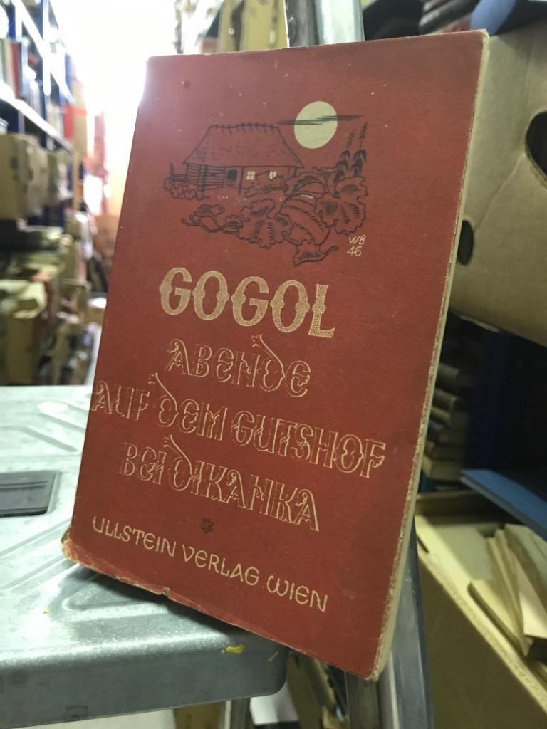 Abende auf dem Gutshof bei Dikanka aus: Gogol, Nikolaus und