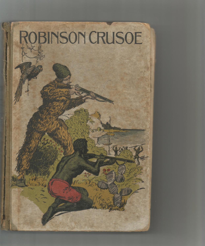 Robinson Crusoe. Nach dem Englischen bearbeitet.: Campe, Joachim Heinrich: