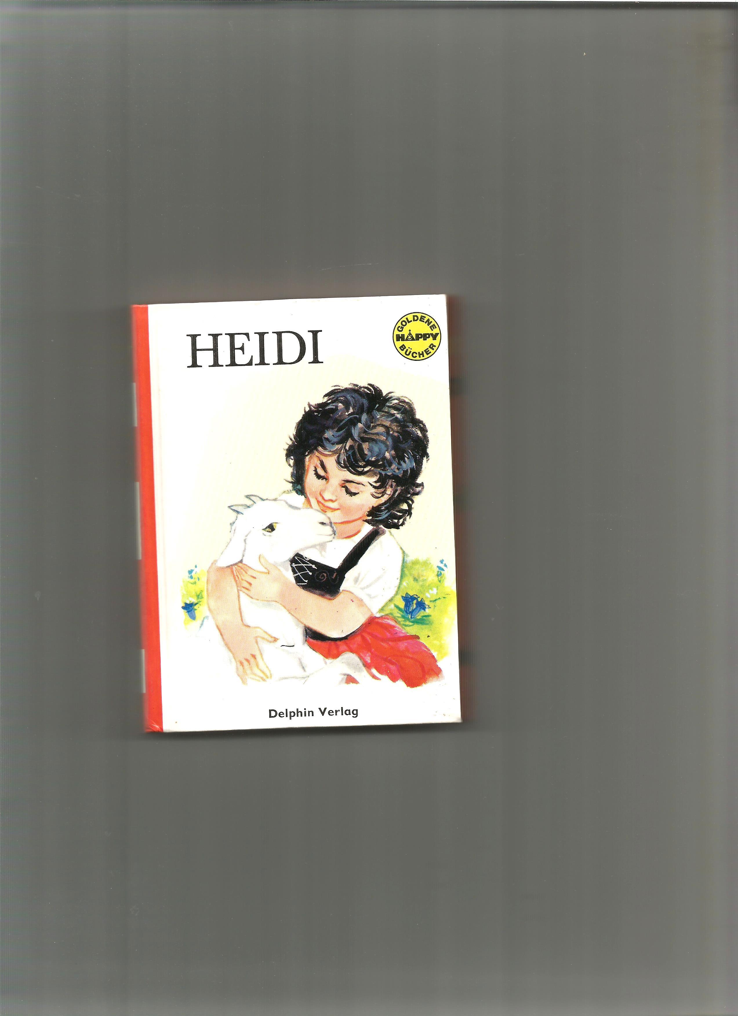 Heidi.: Spyri, Johanna: