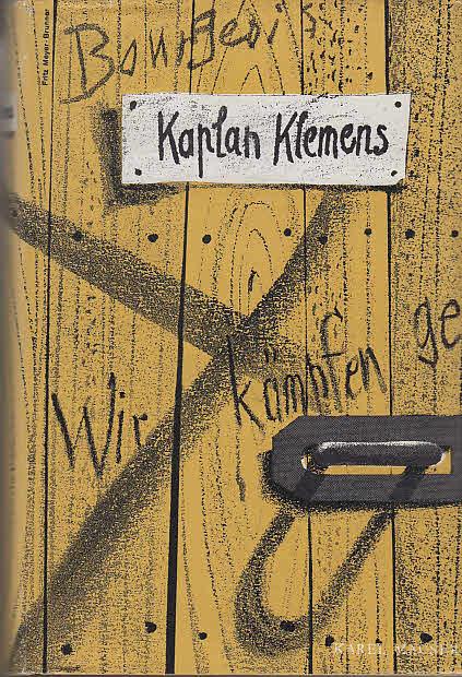 Kaplan Klemens : Roman. Karel Mauser. [Übers.: Mauser, Karel, Bernhard