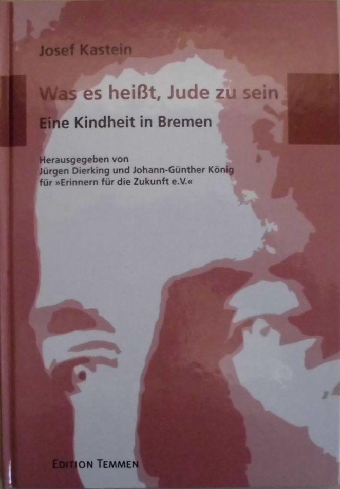 Was es heißt, Jude zu sein -: Kastein, Josef