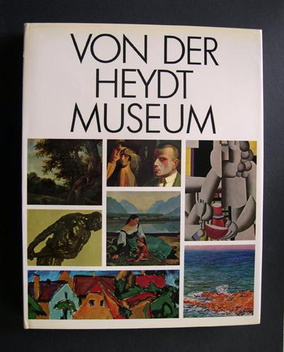 Das Von der Heydt-Museum in Wuppertal.: Aust, Günter.