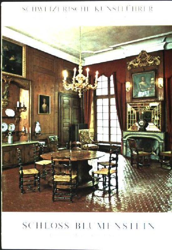 Schloss Blumenstein: historisches Museum der Stadt Solothurn: Loertscher, Gottlieb: