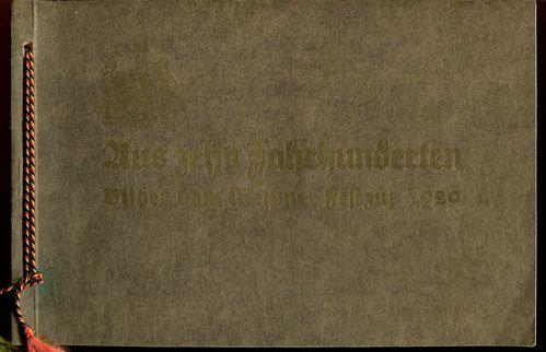 Aus zehn Jahrhunderten. Bilder vom Meißner Festzug: Meissen:
