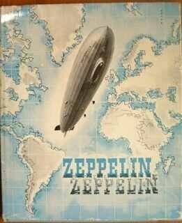 50 Jahre Luftschiffbau Zeppelin GmbH Friedrichshafen am: Luftschiffbau Zeppelin GmbH.: