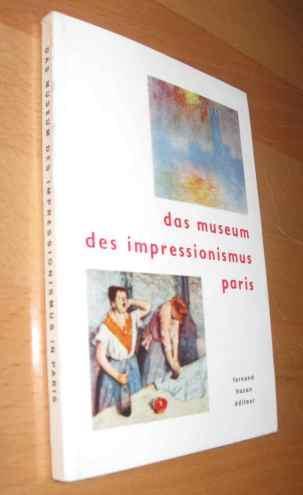 Das Museum des Impressionismus: Hazan, Fernand( Hrsg.)
