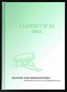 Jahrbuch 82 (2003). -: Männer vom Morgenstern.