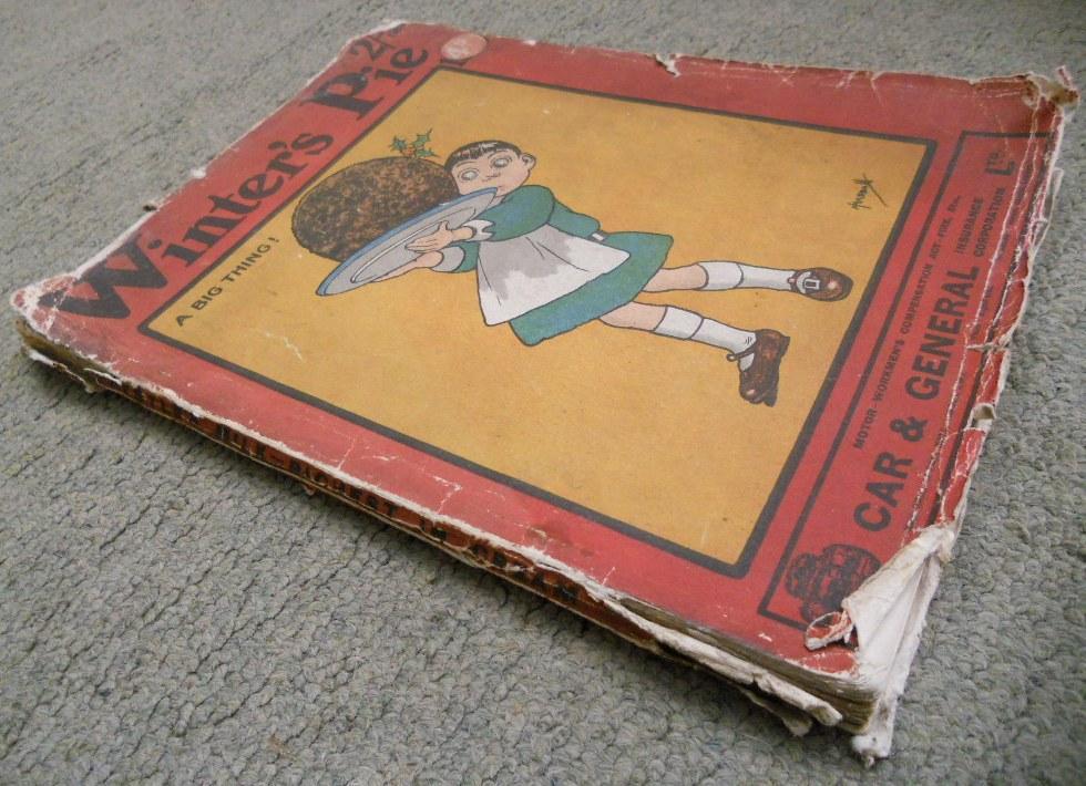 Printers' Pie 1912 [Winter's Pie]: Katharine Tynan, Keble