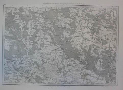 Umgebungen von Bobrka, Przemyslany, Chodorów und Rohatyn.: Ukraine