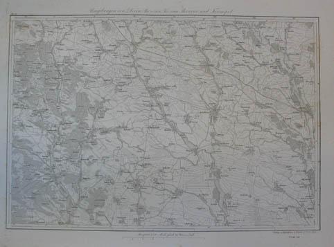 Umgebungen von Zborow, Brzezan, Kozowa, Throwice und: Ukraine