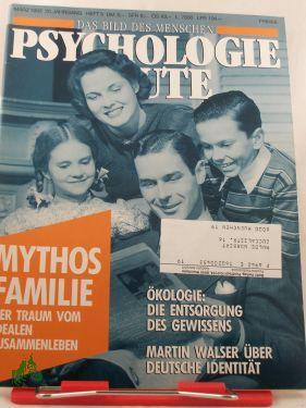 3/1993, Mythos Familie, der Traum vom idealen: Psychologie Heute
