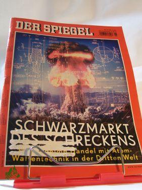 Schwarzmarkt des Schreckens: DER SPIEGEL 5/2004