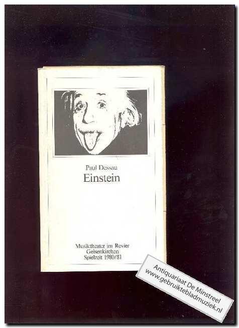 Einstein: Dessau, Paul