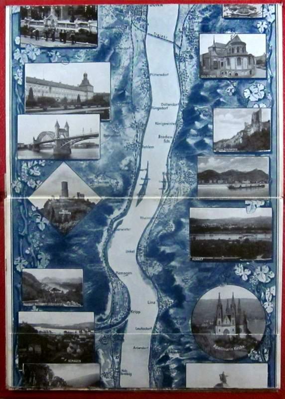 Der Rhein.: Siebenhar, H.: