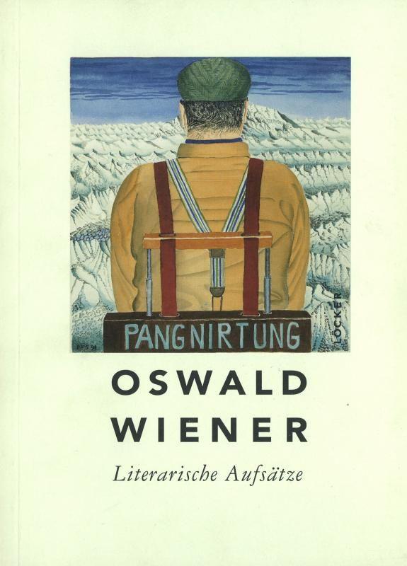 Literarische Aufsätze.: Wiener, Oswald